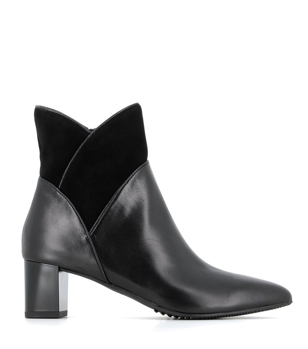 low boots 58316 nero