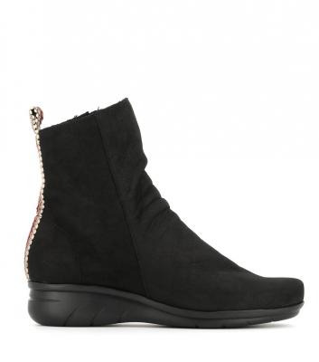 boots dereck noir