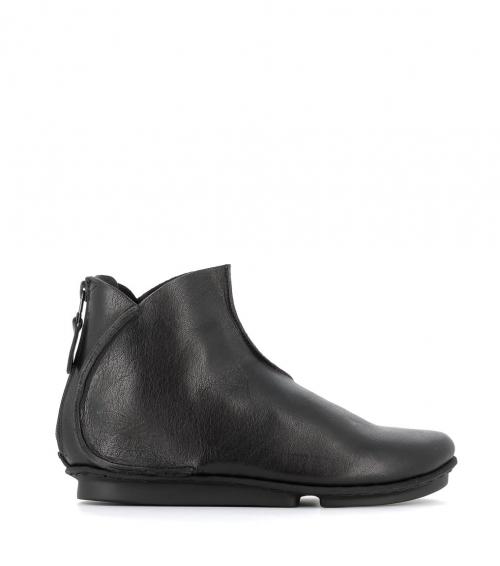 low boots hawk f black