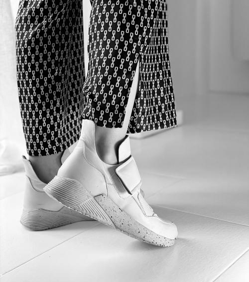 zapatillas 1e306 bianco