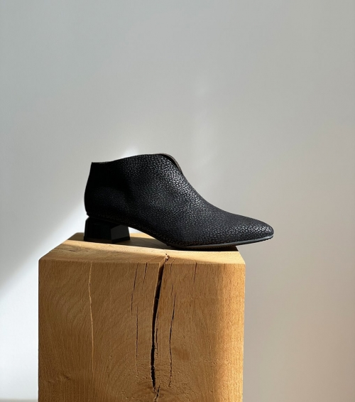 low boots 38388 lince nero