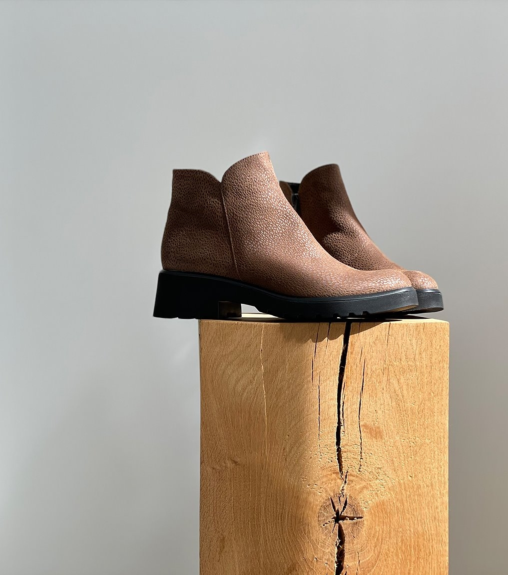 low boots 38412 tabac