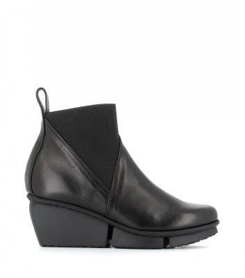 low boots hill f black