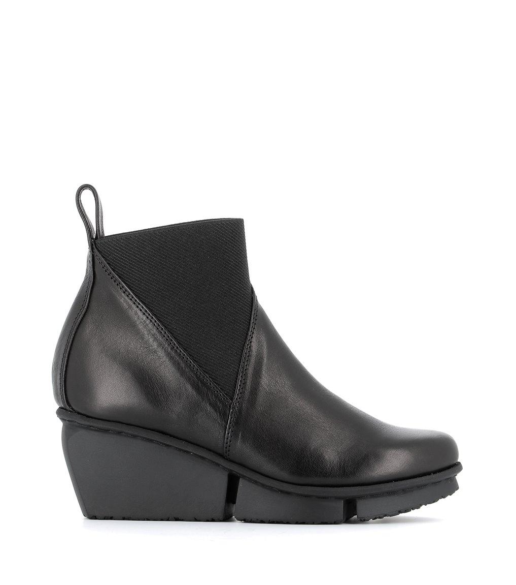 low boots hill f black
