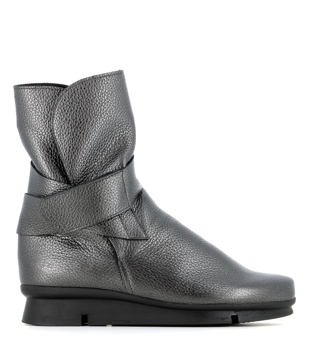 lined ankle boots padsko ornoir