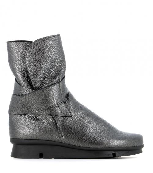 boots fourrées padsko ornoir