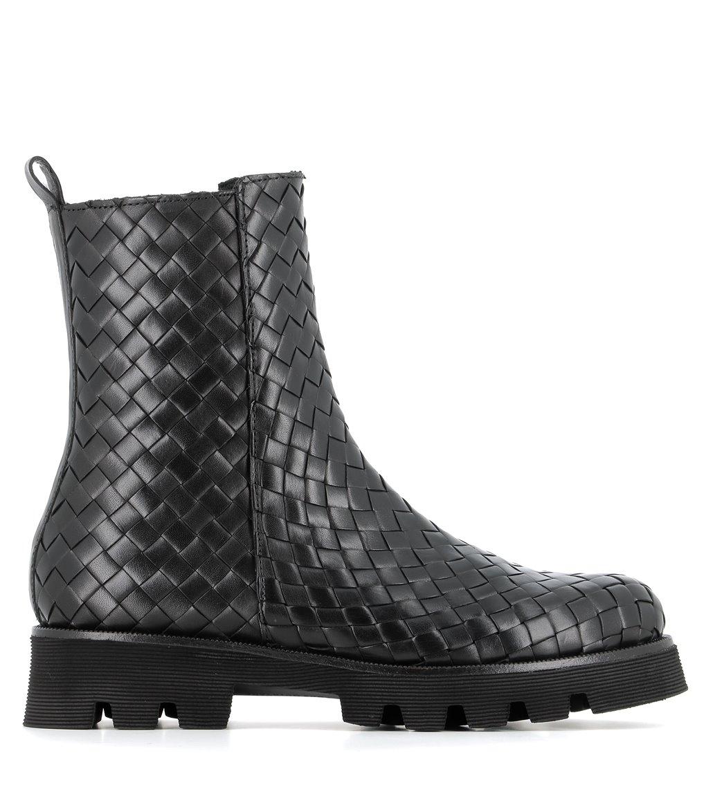 ankle boots jenny 9403 black