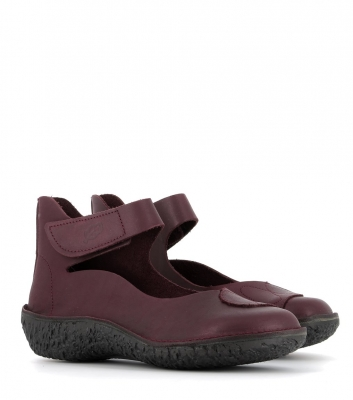ballerines fusion 37935 bordeaux