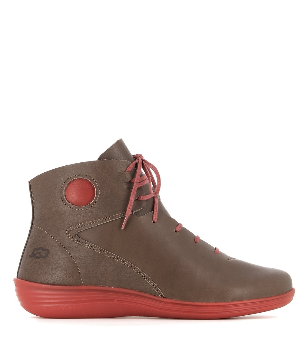 low boots circle 79126 taupe