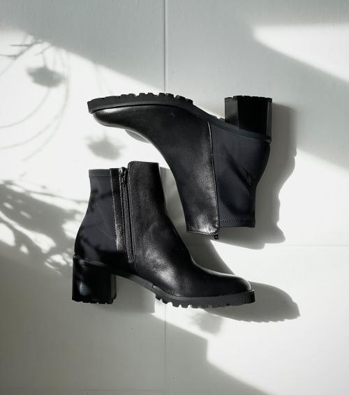 low boots 58335 nero
