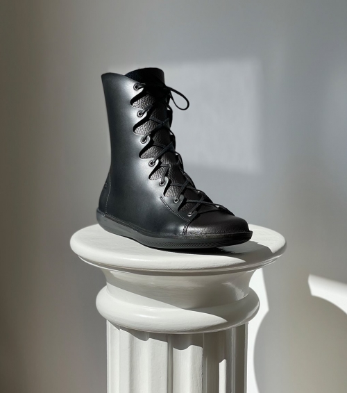 botas natural 68945 negro
