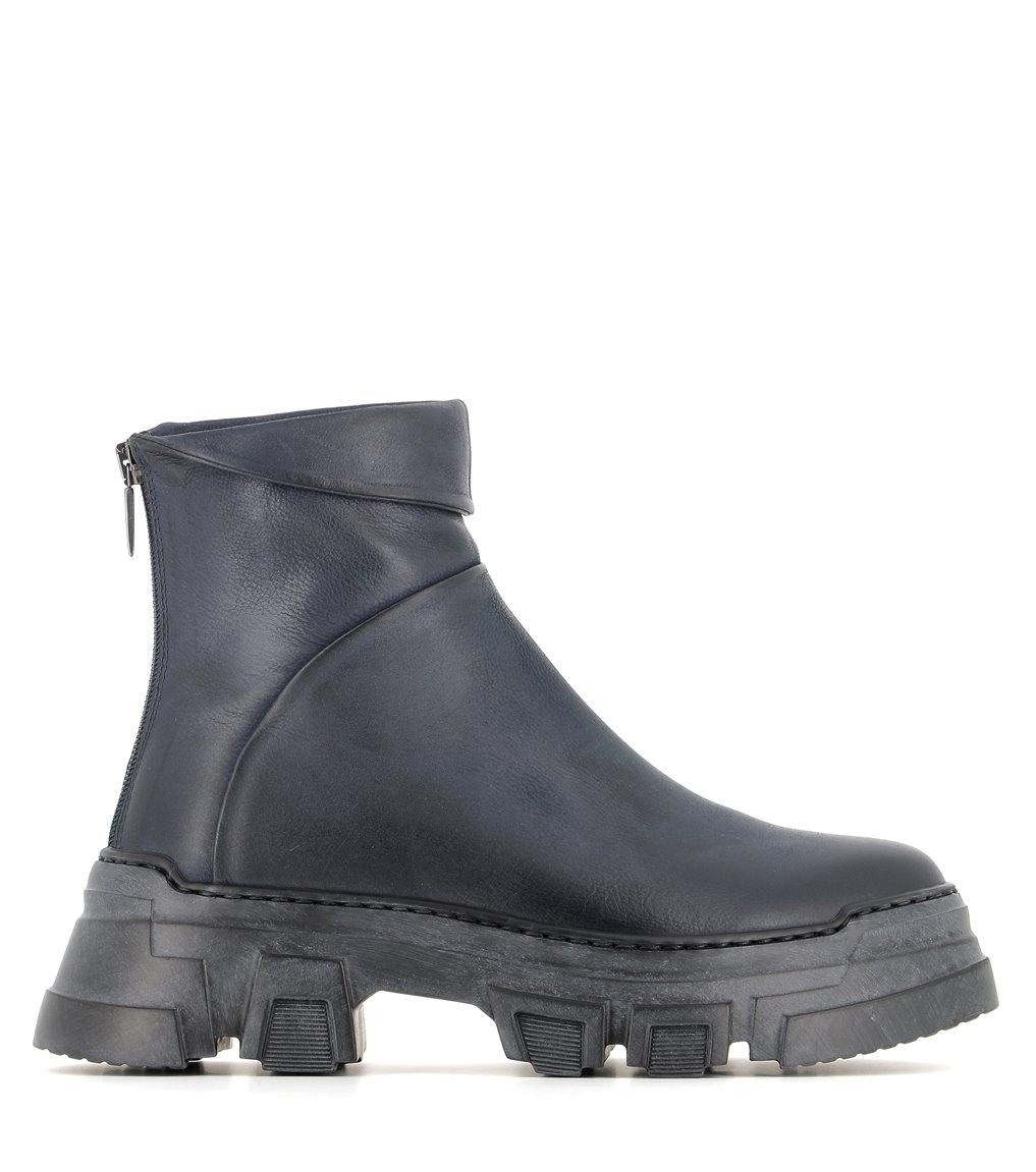 low boots 2i287 navy