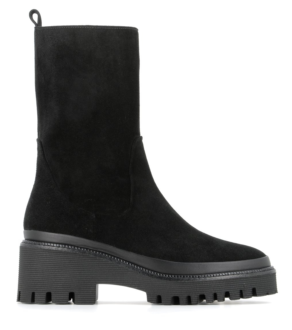 boots carmen 9493 black