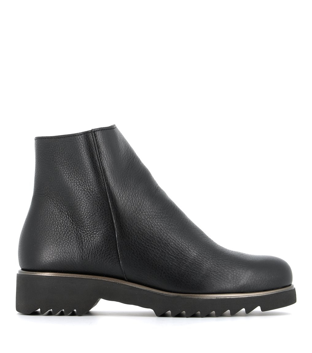 low boots olga black