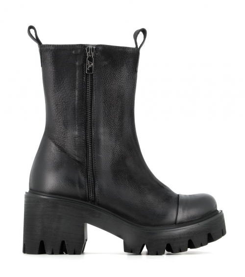 low boots 1385 nero