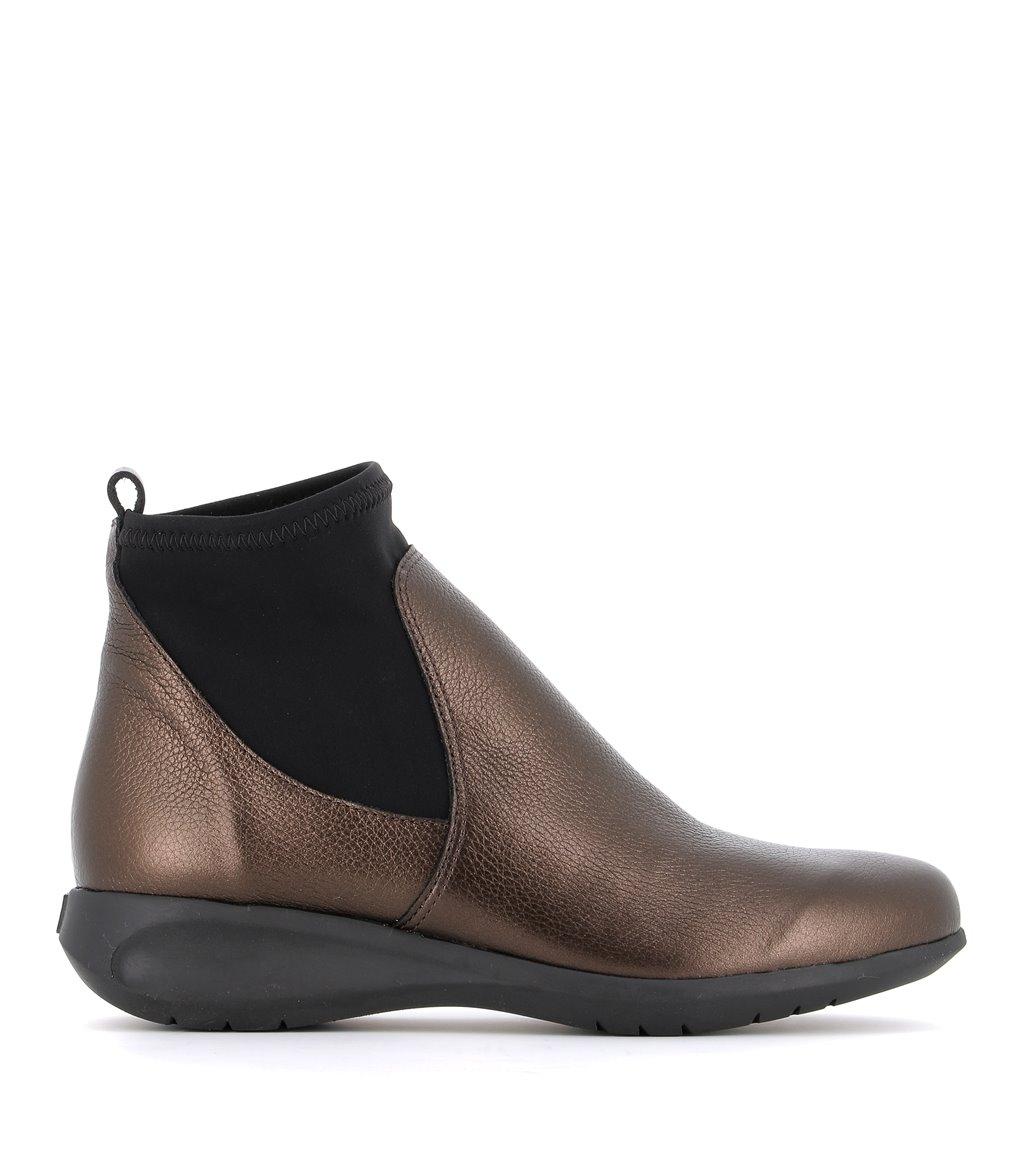 low boots sacha bronze