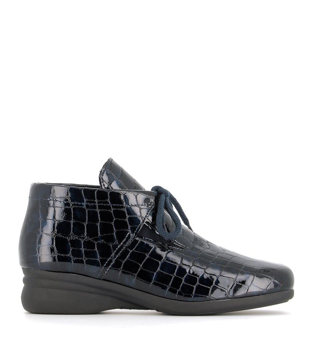 chaussures genna indigo