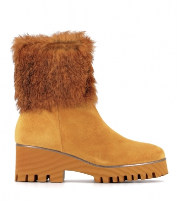 a Boots cuir ET femmeCONFORTABLES CHICpick en eQrCWodxB