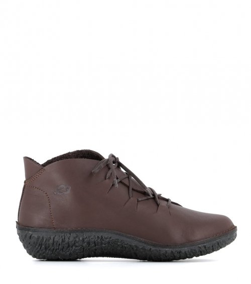 low boots fusion 37951 chesnut