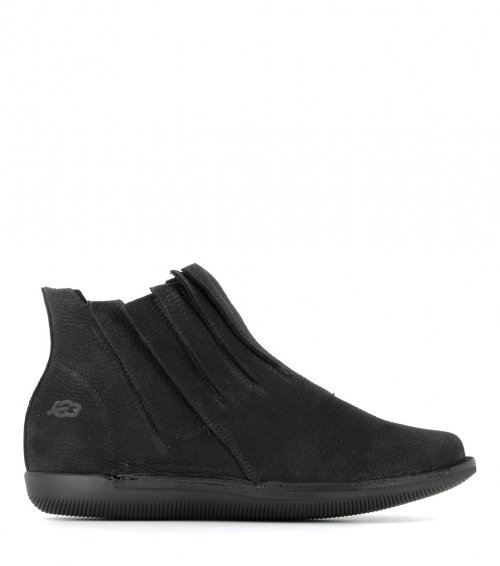low boots natural 68953 black