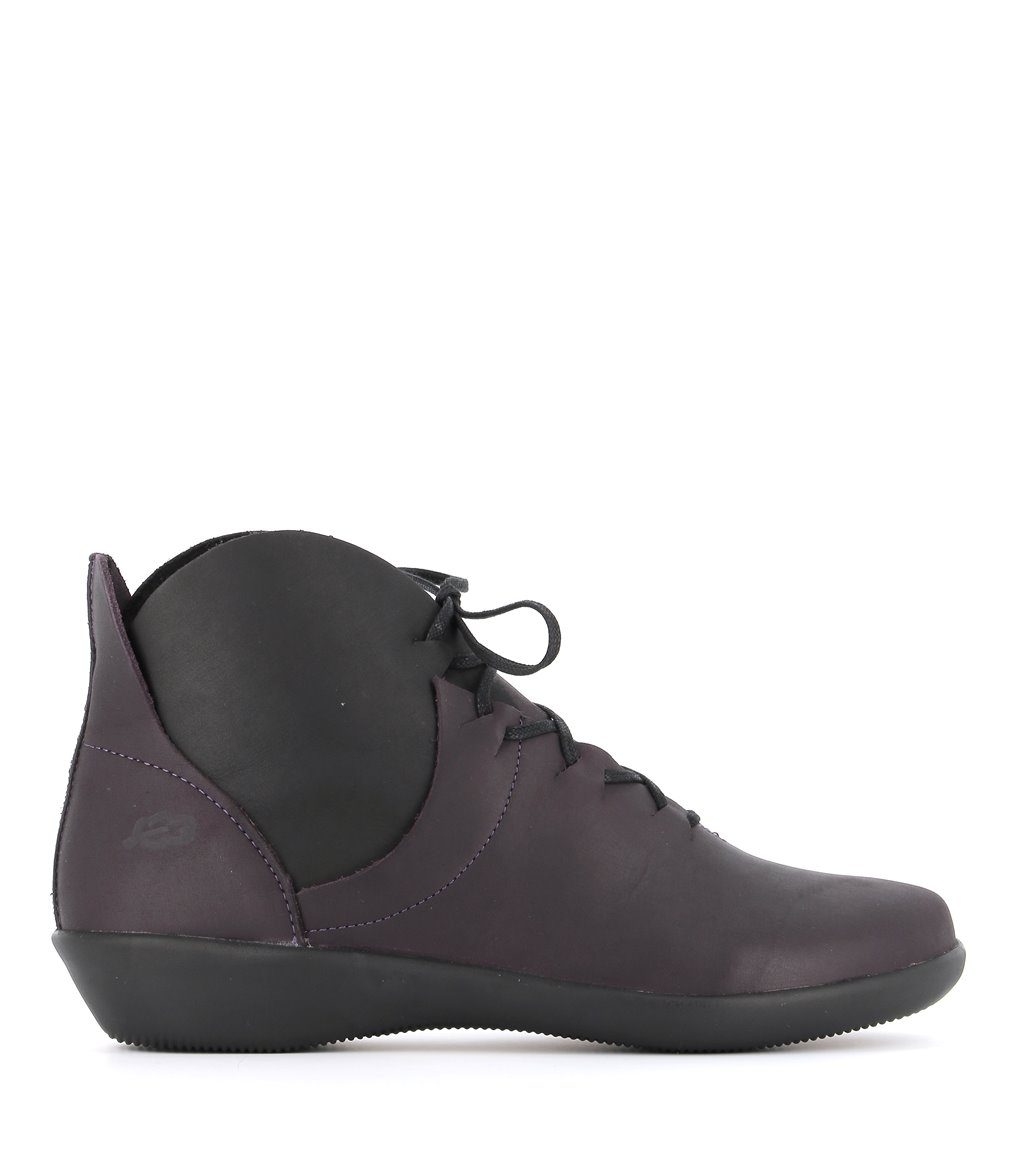 low boots active 73930 purple