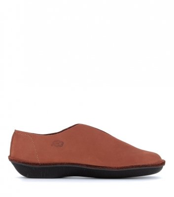 casual shoes turbo 39002 brick