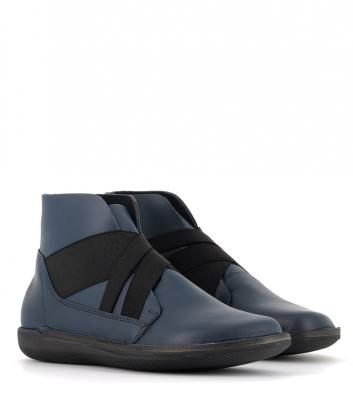 boots natural 68885 bleu