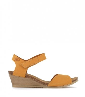 sandals lola 16431 yellow
