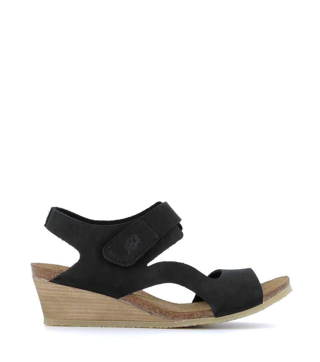 sandales lola 16910 noir