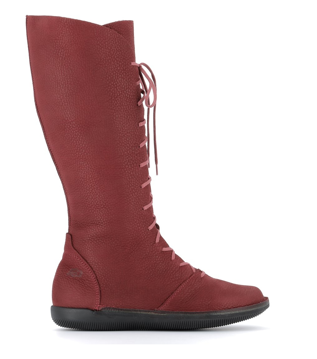 boots natural 68742 rubywine