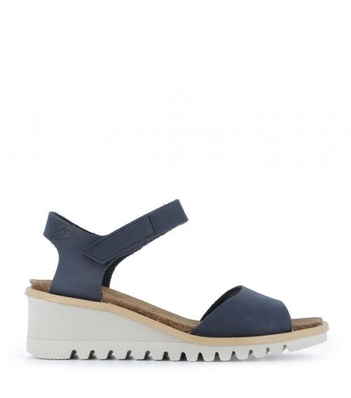 sandales bright 16070 bleu