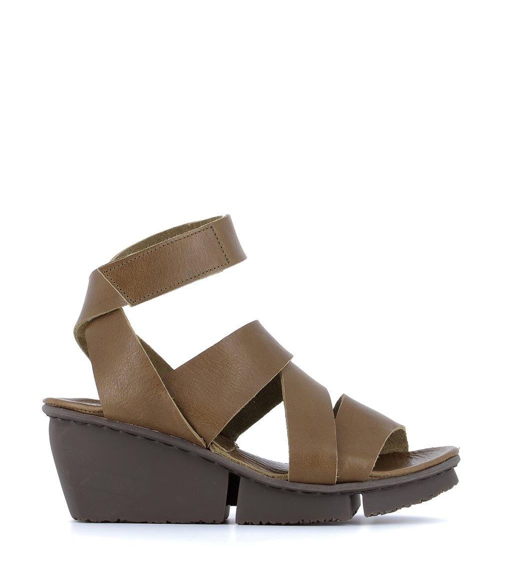 sandals film f khaki