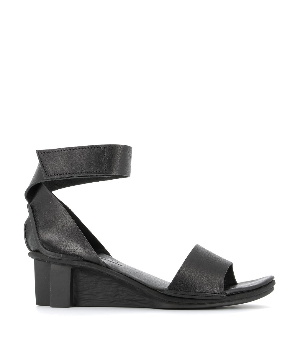 sandals itten f black