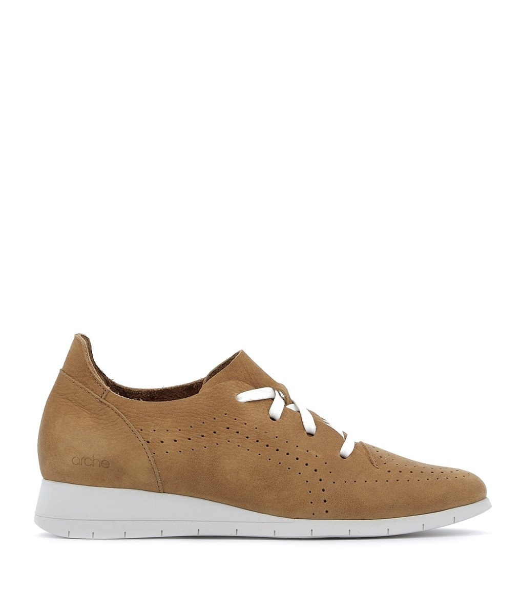 chaussures sitcha camel
