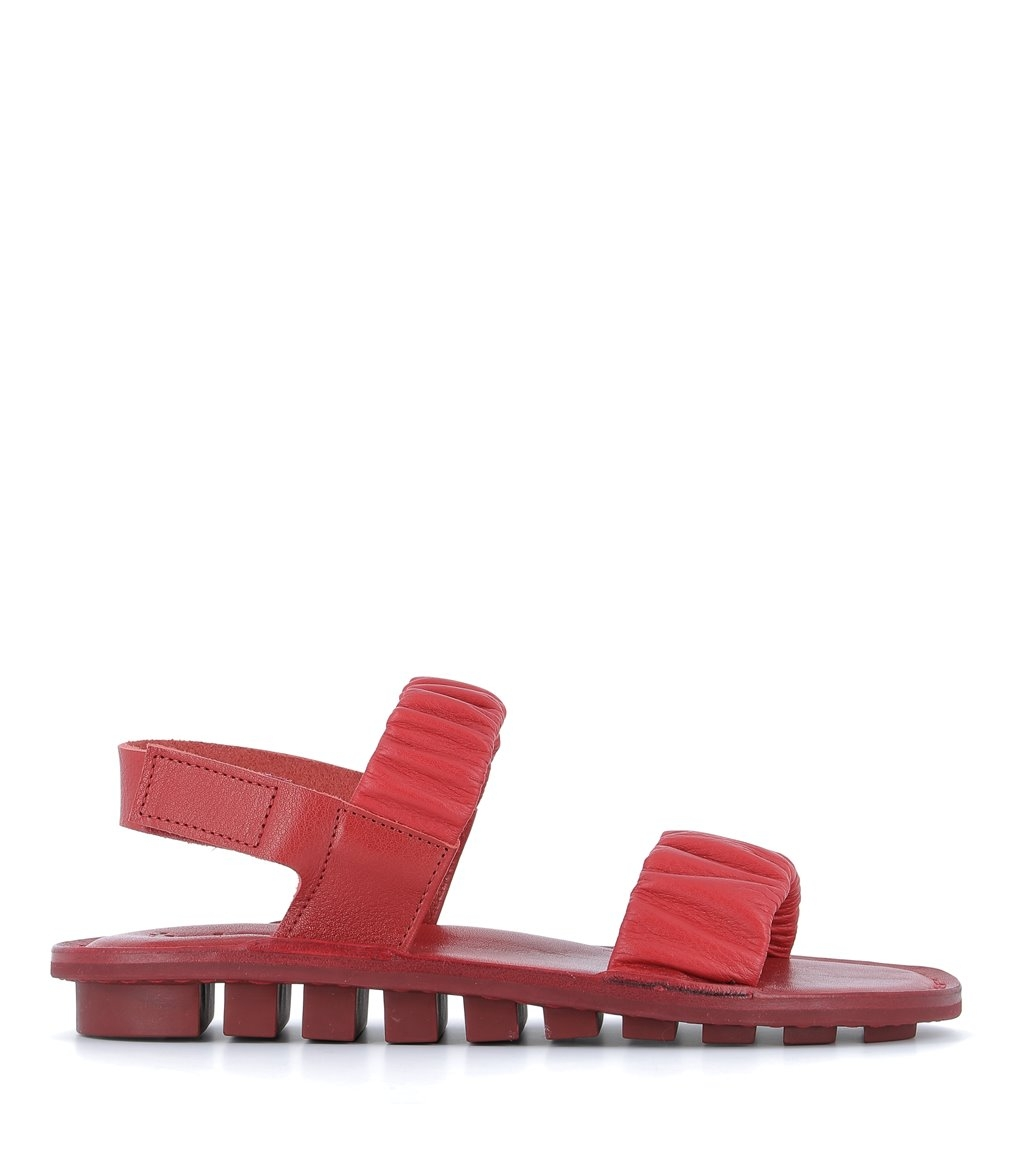 sandales pacific f rouge