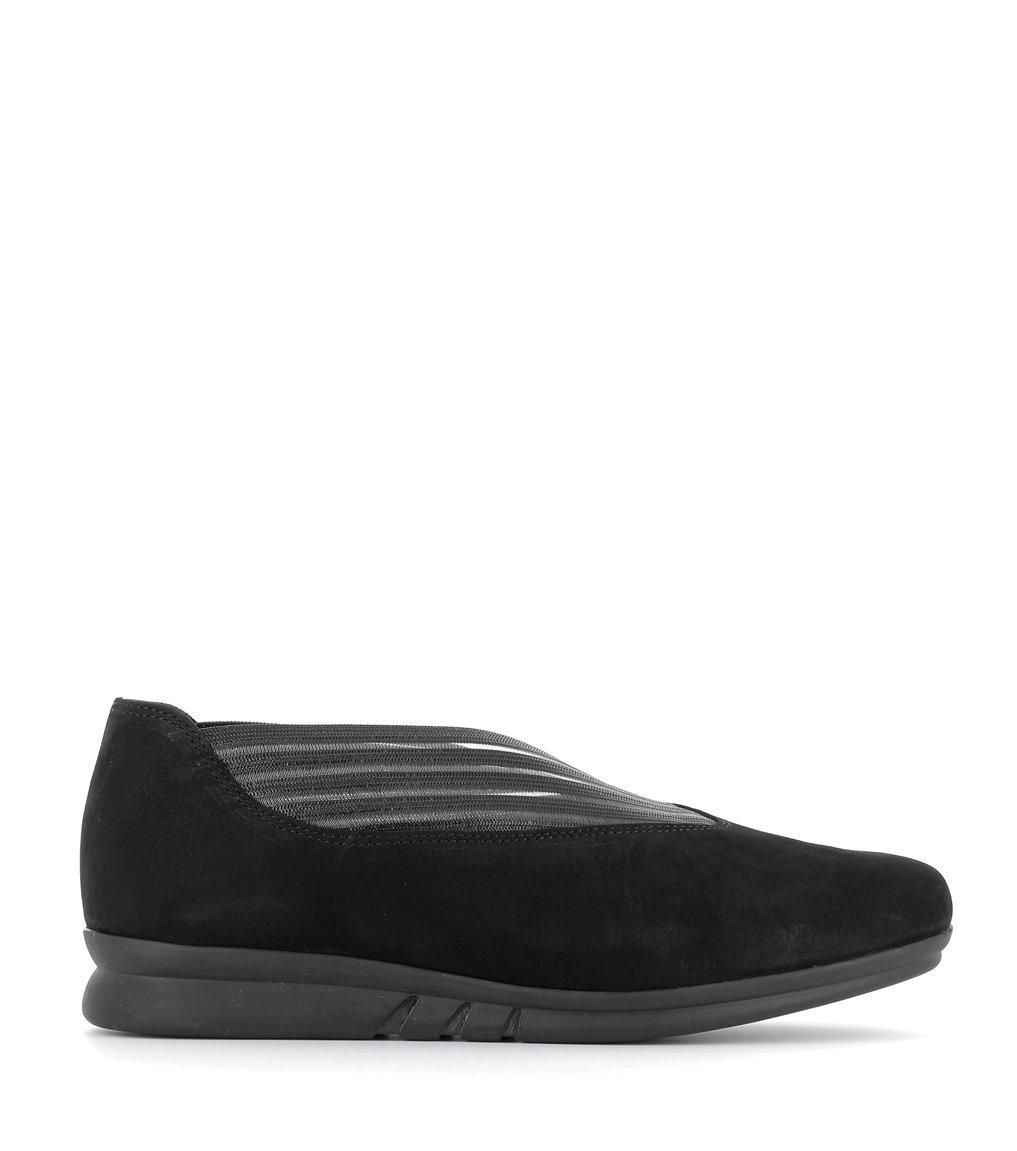 zapatos paquita negro
