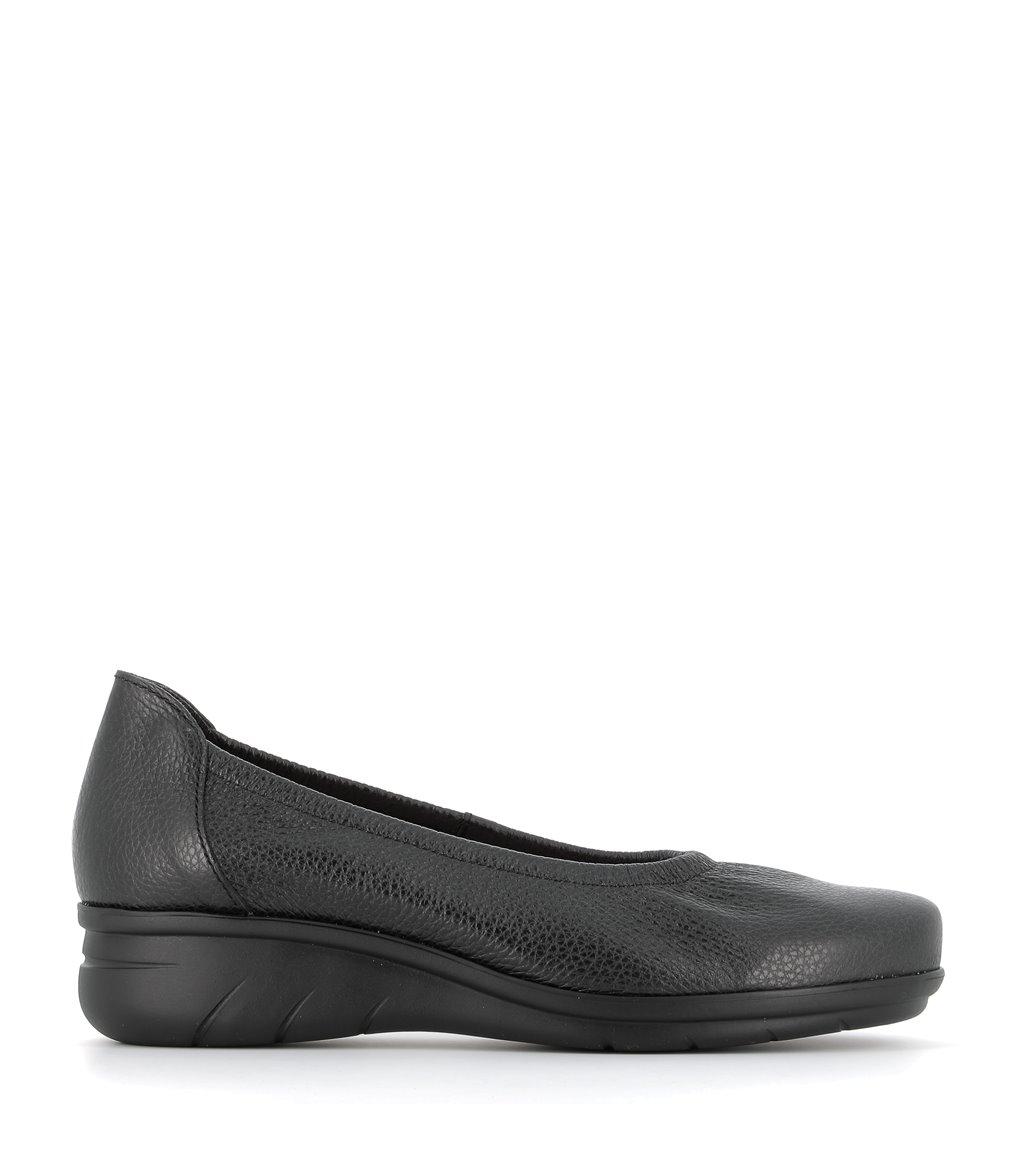 ballet flats dan black