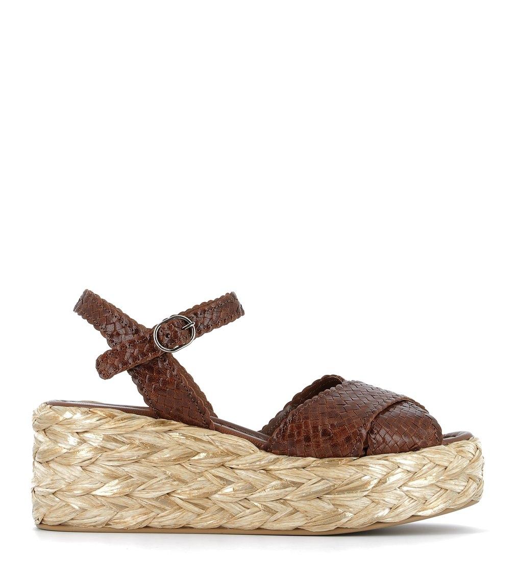 sandals erika 8745 toffe