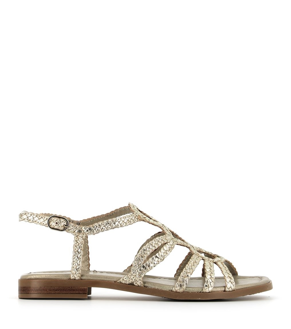 sandals emy 8433 platino