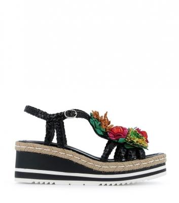 sandals padova 8390 black
