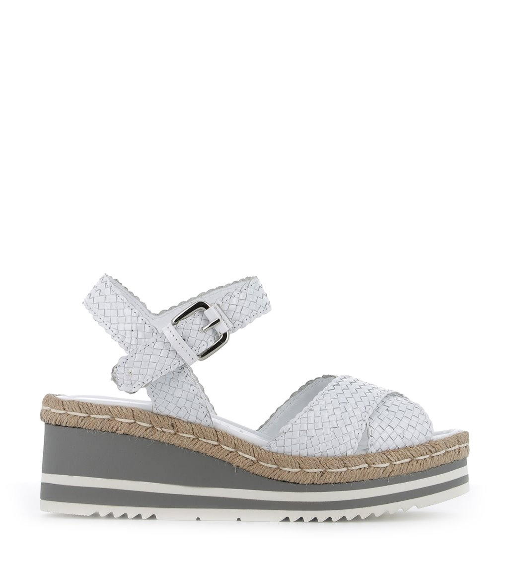 sandales padova 8383 blanc