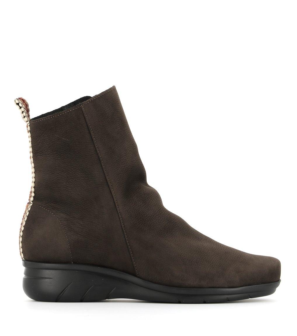 low boots dereck ebene