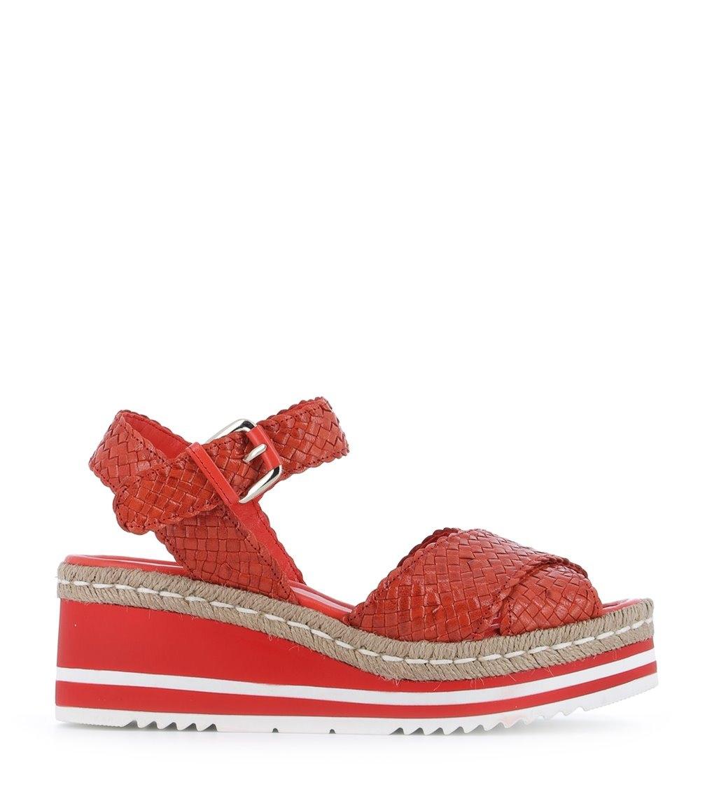 sandals padova 8383 coral