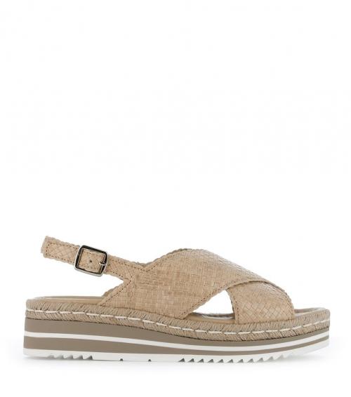 sandales milan 8330 ivory