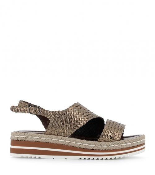 sandales milan 8329 cobre