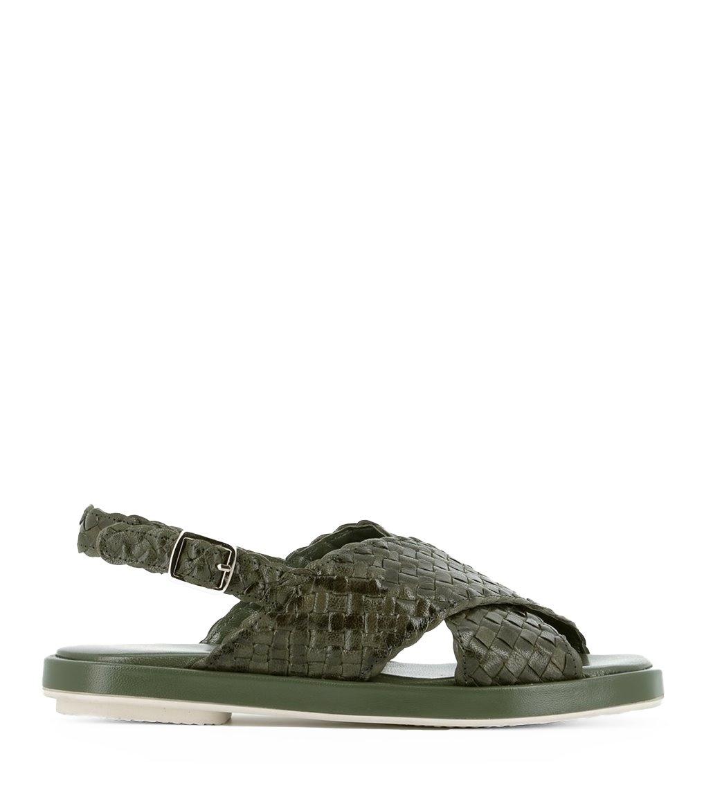 sandals malena 8658 musgo