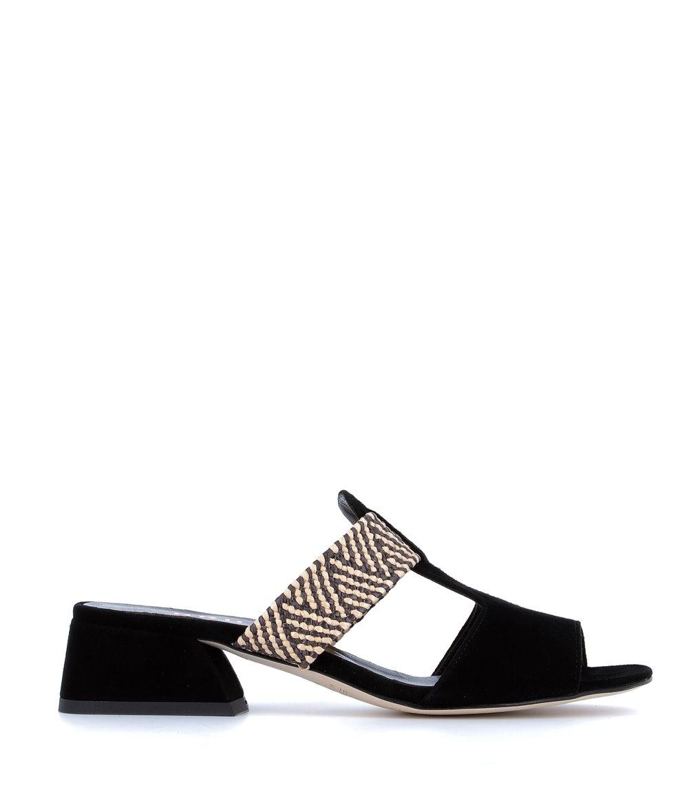 sandals 49542 nero