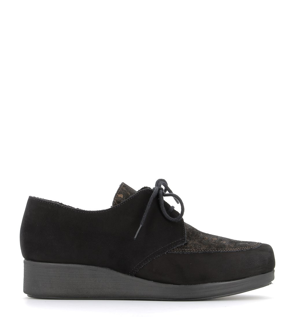 casual shoes brooke black fauve