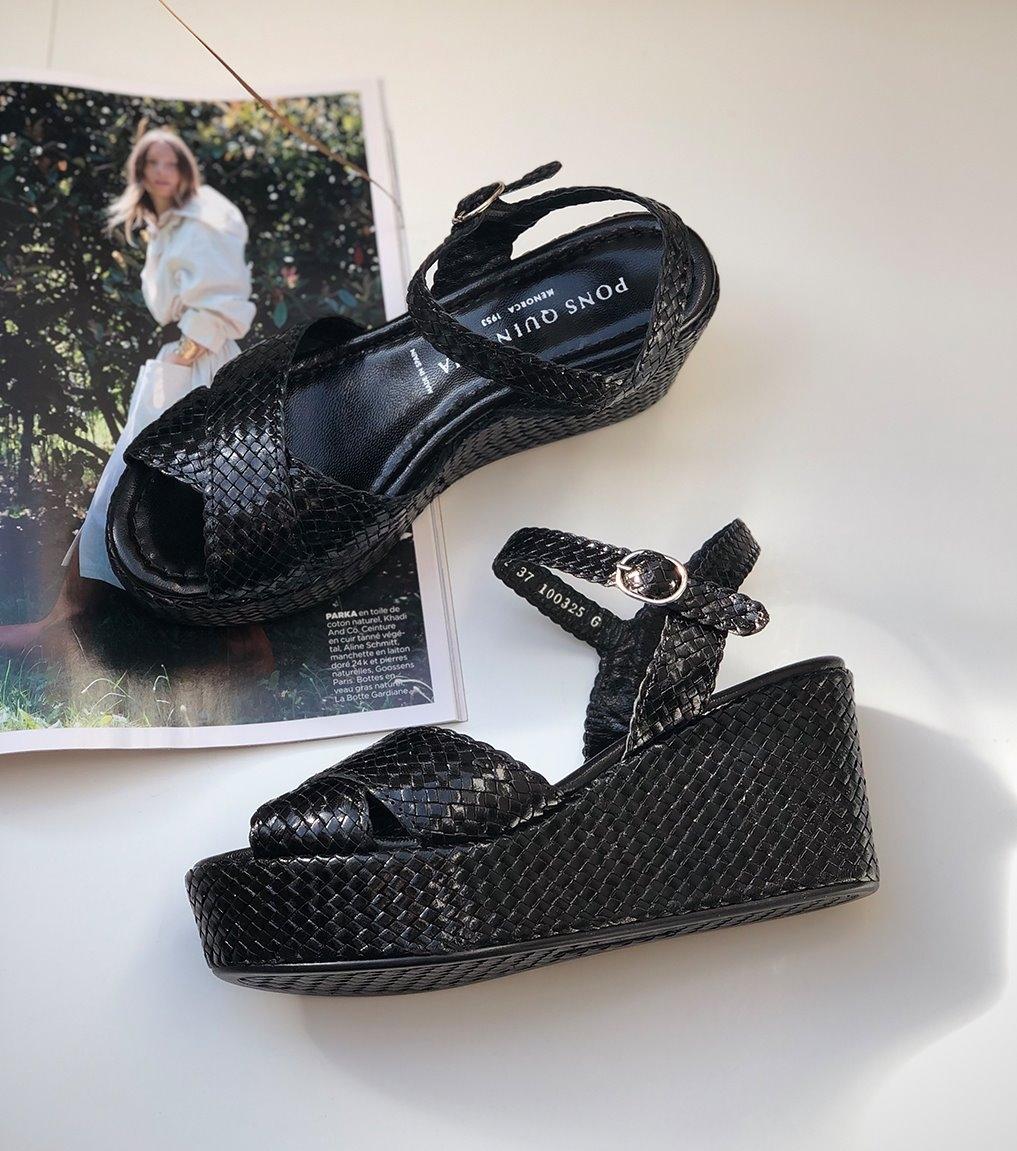 sandalias alicia 8572 negro