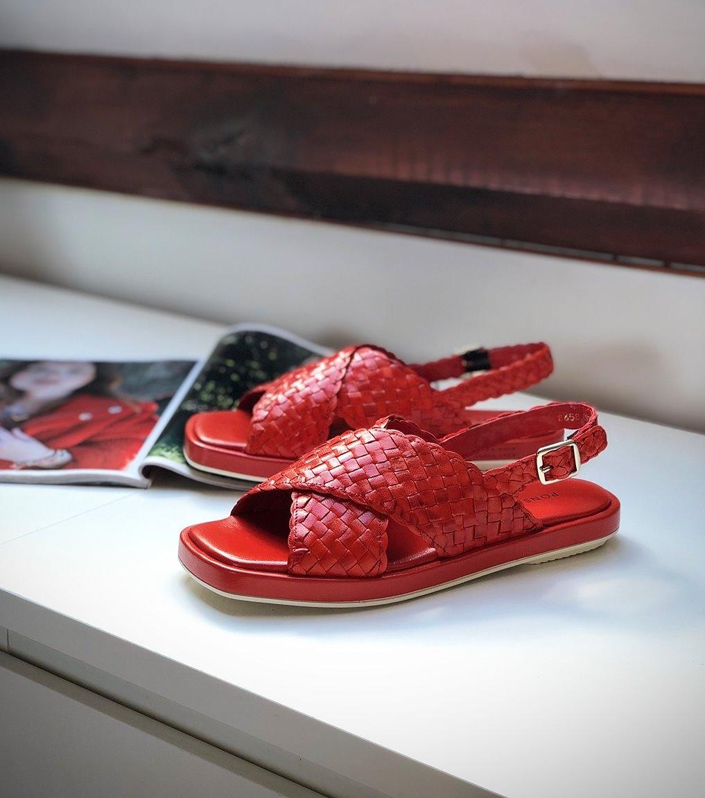 sandales malena 8658 coral